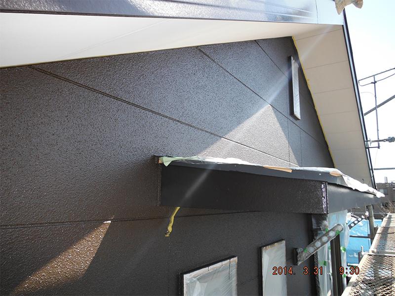 3/31外壁塗装完了