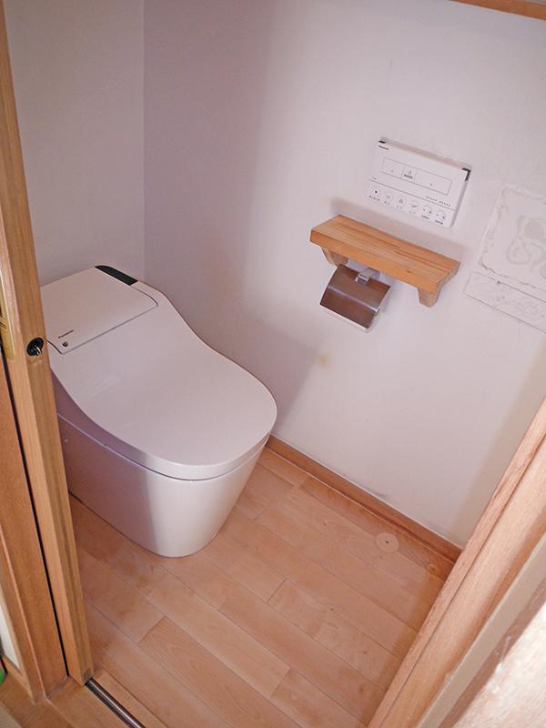 1Fトイレ改修工事