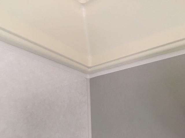 6/9浴室壁シール