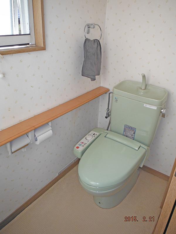 衛生設備改修工事